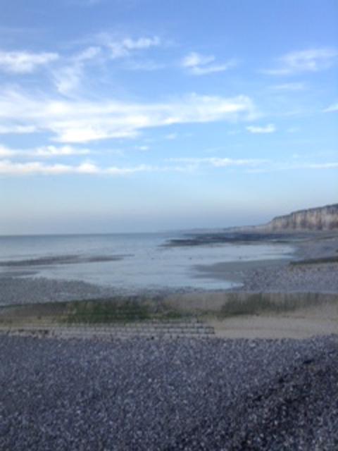 Een tussendoortje aan de Albaster kust